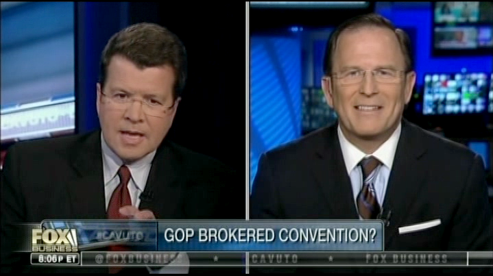 GOP Brokered Convention?
