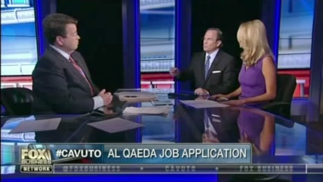 Al Qaeda Job Application