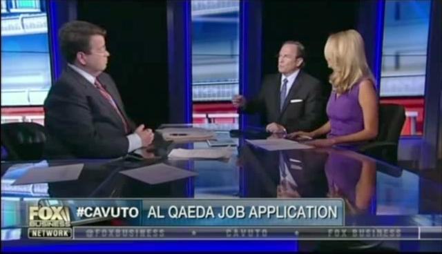 Al Qaeda Job Application