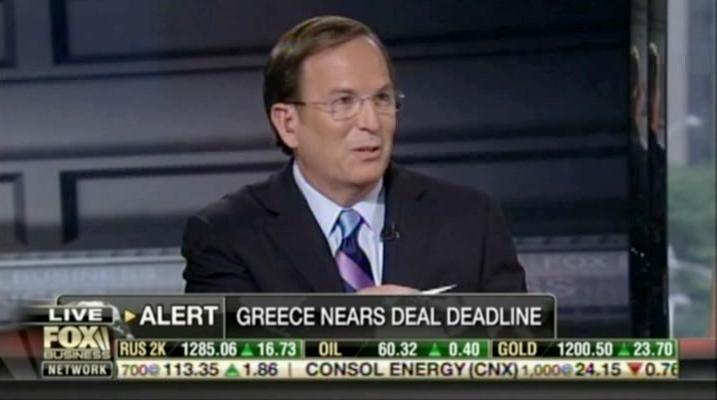 Greece Nears Deal Deadline; House Passes TPA Bill