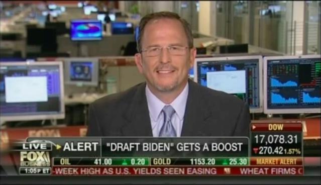"""""""Draft Biden"""" Gets a Boost"""