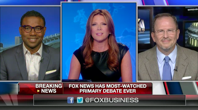 Fox News has the Most Watched GOP Debate Ever