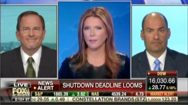 Shutdown Deadline Looming