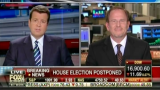 House Election Postponed