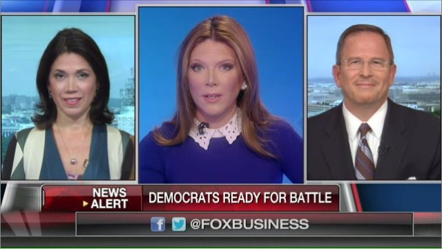 Democrats Ready for Battle